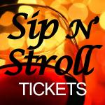Sip & Stroll Icon