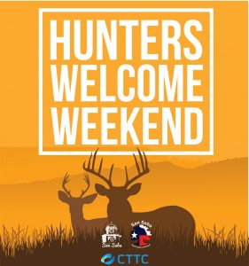 Annual Opening Hunters Welcome Weekend @ Lowe's Market | San Saba | Texas | United States