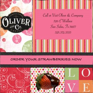 Oliver & Co Chocolate Covered Cherries Order Today @ Oliver & Company   San Saba   Texas   United States
