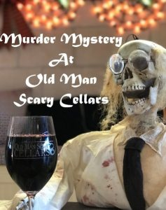 OMS Murder Mystery Halloween Party @ Old Man Scary Cellars | San Saba | Texas | United States