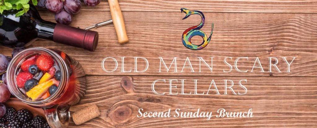 OMS Second Sunday Brunch @ Old Man Scary Cellars | San Saba | Texas | United States