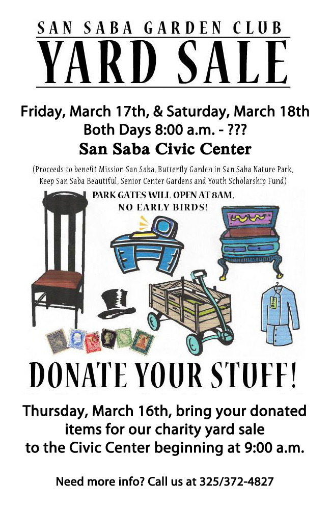 San Saba Chamber Of Commerce
