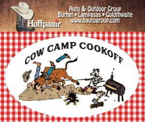 2017 Cow Camp Cookoff @ Risien Park | San Saba | Texas | United States