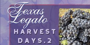 Texas Legato Harvest Days.2 @ Texas Legato Winery | Lampasas | Texas | United States