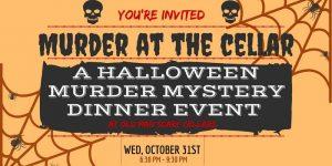 OMS Murder Mystery Halloween Dinner @ Old Man Scary Cellars | San Saba | Texas | United States